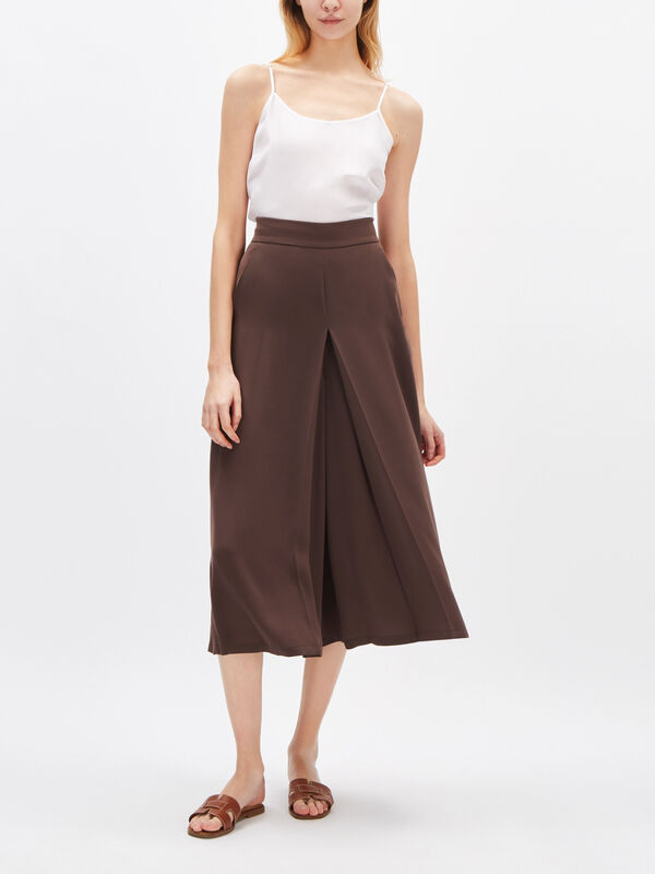 Cannone Wide Leg Pant