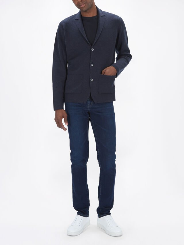 Oxland Knitted Jacket