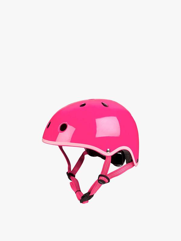 Micro Deluxe Neon Helmet - Small