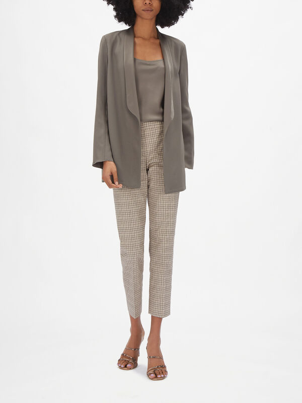 Relaxed Soft Jacket