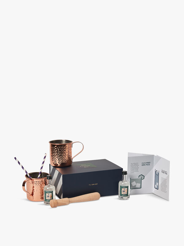 The Finest Gin Gift Set