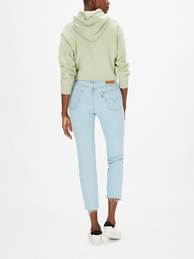 501 Crop Jean