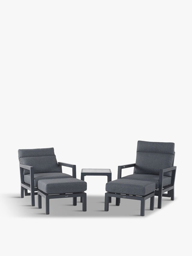 La Rochelle Reclining Sofa Set with Coffee Table and Cushion
