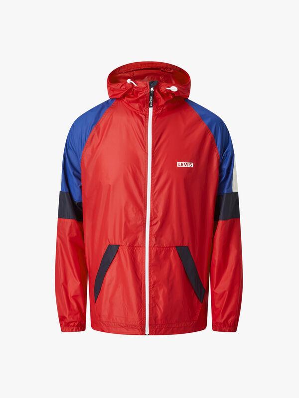 Colourblock Windrunner Jacket