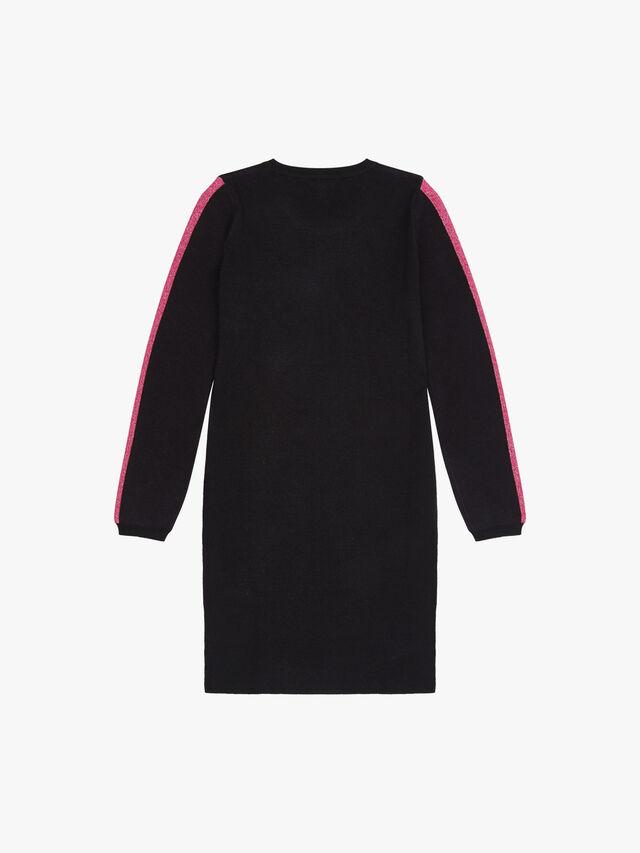 Long Sleeve Knitted Dress