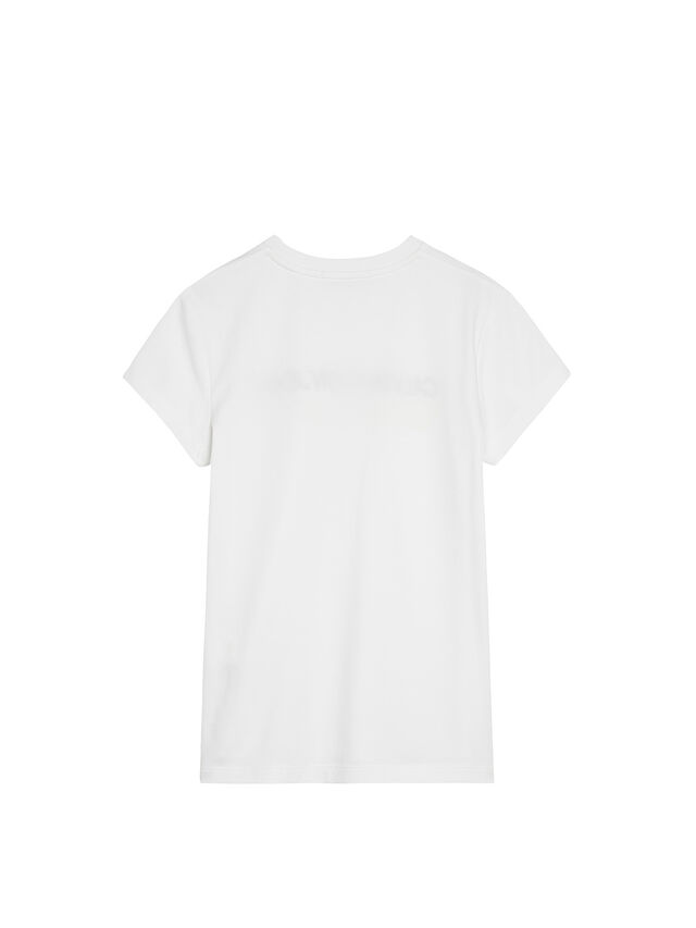 Logo and Star Slim Fit T-Shirt