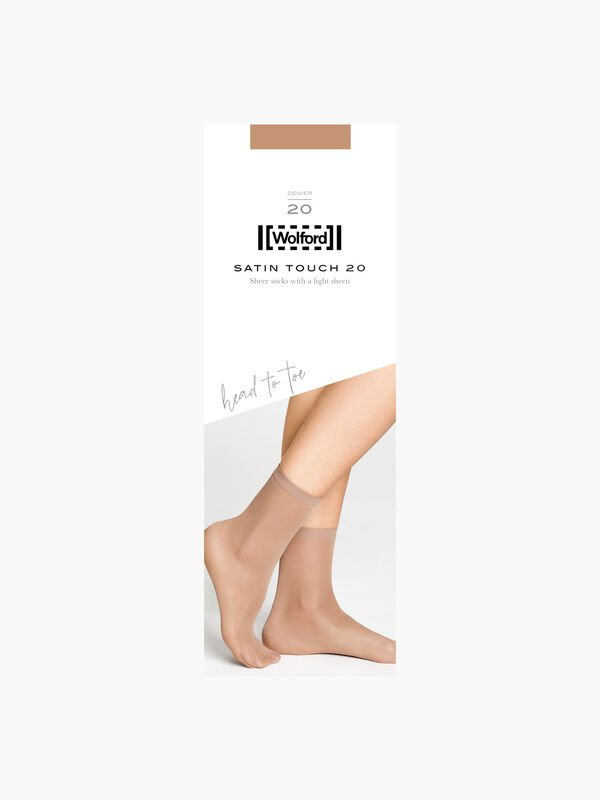 Satin Touch 20 Socks