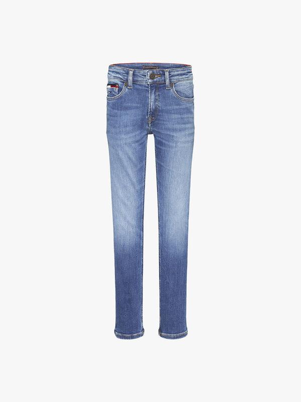 Spencer Slim Tapered Jeans