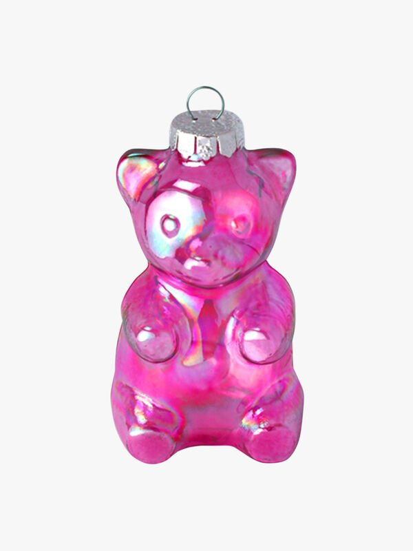 Pink Gummy Bear Decoration