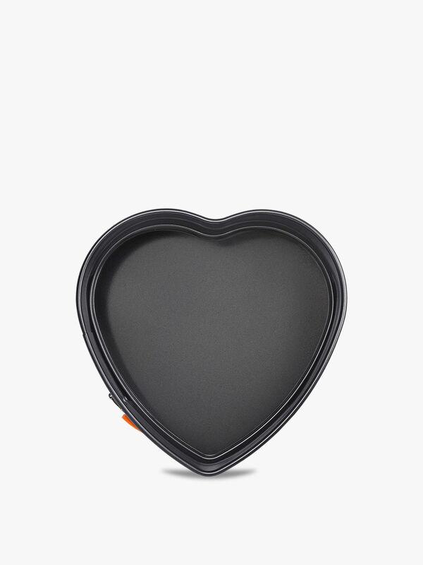 Heart Springform Tray 25cm