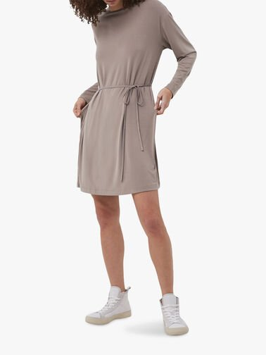 Renya-Cupro-Jersey-Long-Sleeve-Tunic-Dress-71QDK