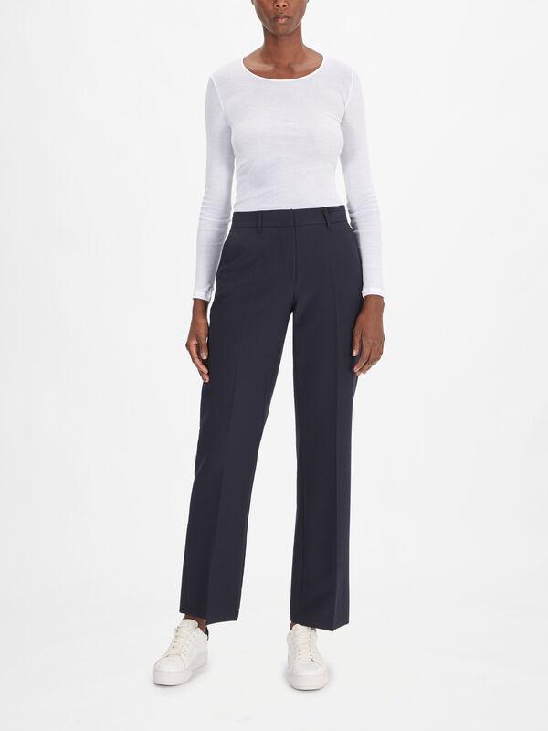 Pamela Travel Cloth Classic Trouser