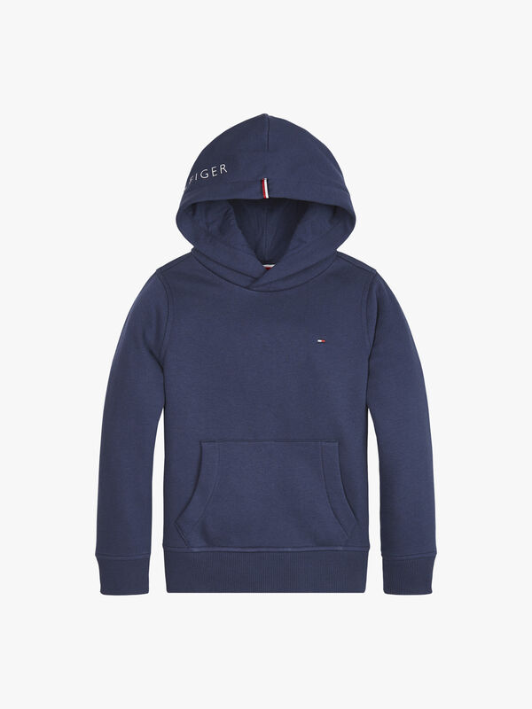 Essential Cotton Fleece Hoodie