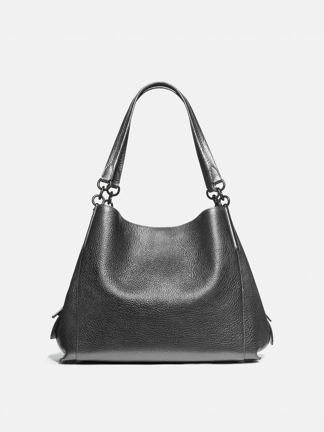 Metallic Dalton 31 Shoulder Bag