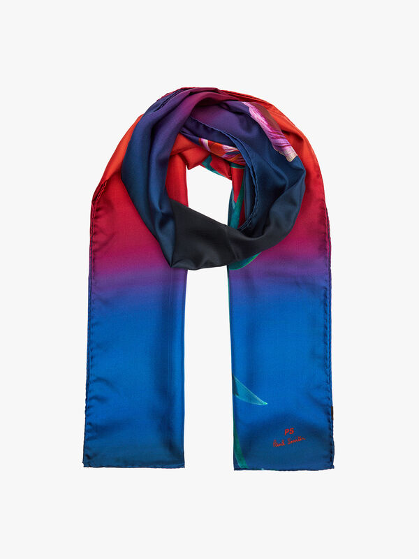 Ombre Stem Scarf