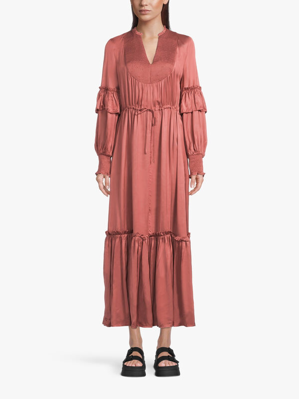 Petunia Maxi Tiered Dress