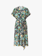 Paullo-Midi-V-Neck-Belted-Dress-0000406915