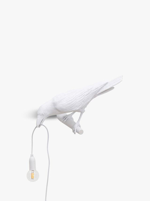 Bird Lamp Looking Left