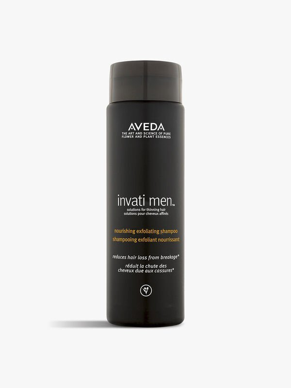 Invati Men Exfoliating Shampoo 250 ml