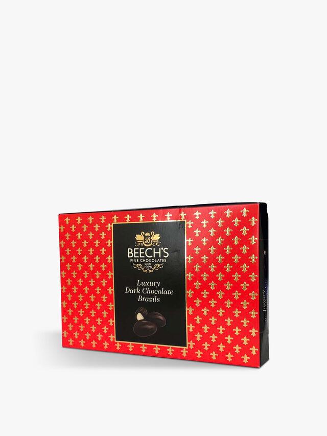 Dark Chocolate Brazils 145g