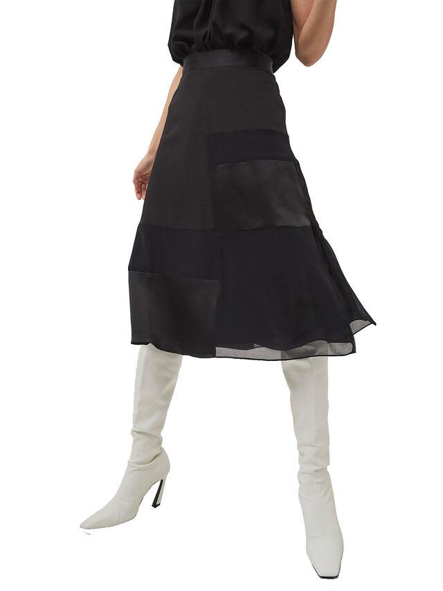 Aachi Mix Skirt