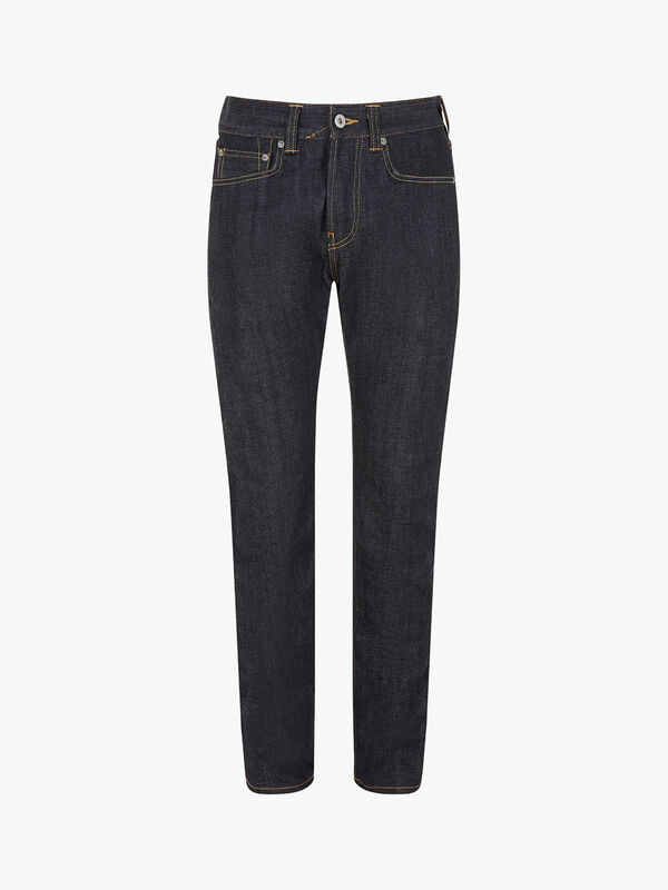 ED-80 Red Listed Slim Tapered Jeans