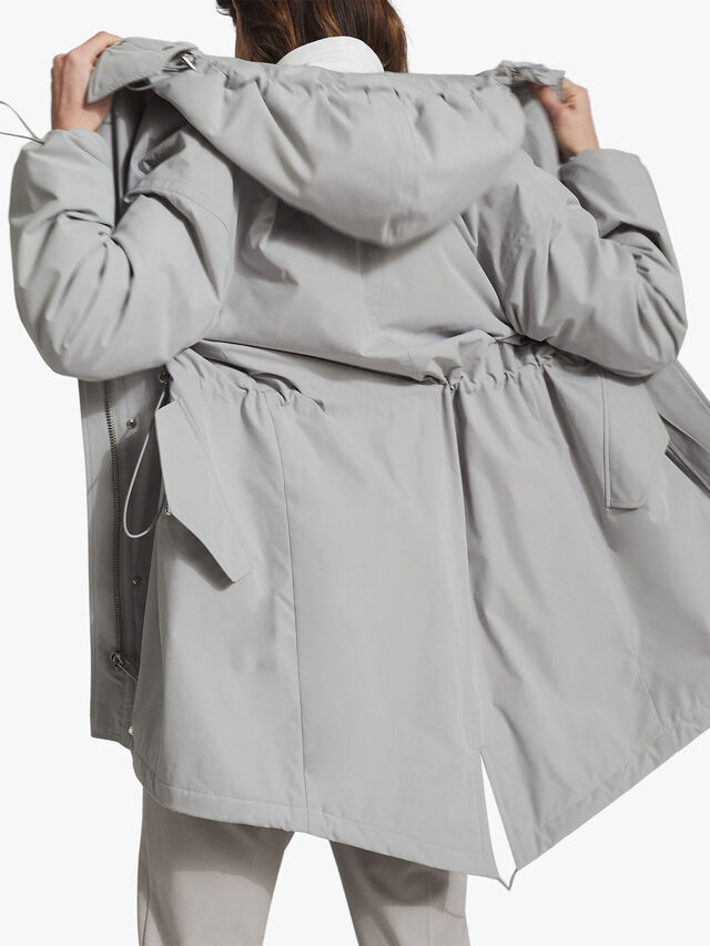 ELLA Lightweight Parka Jacket