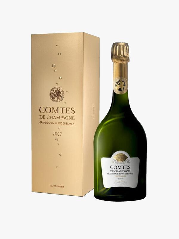 Taittinger Comtes De Champagne 75cl