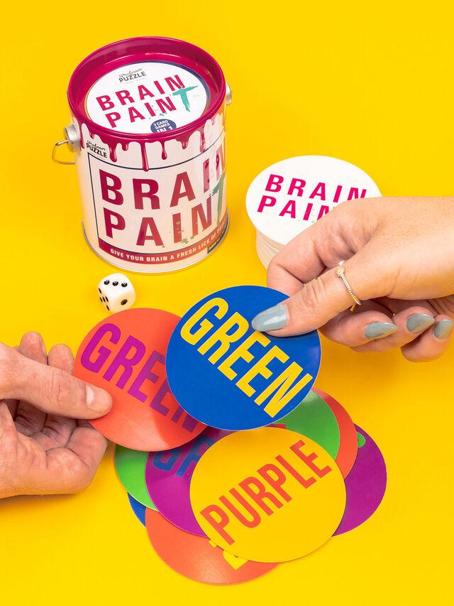 Brain Paint