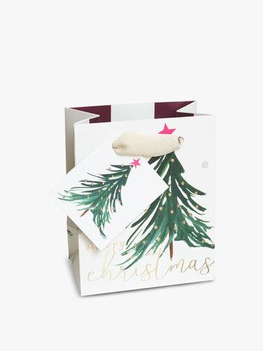 Christmas Tree Small Bag
