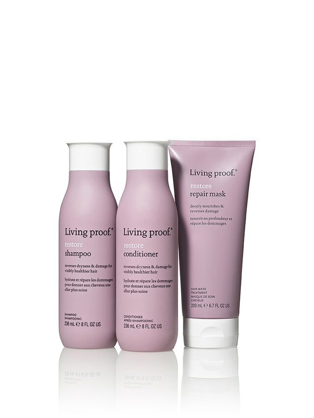 The Restore Set - Joy to Strong Hair