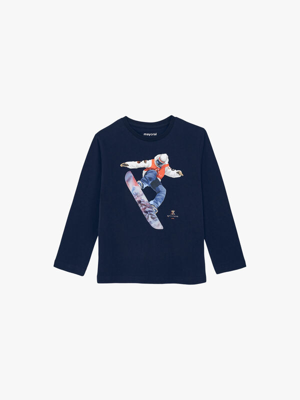 Long Sleeved Snowboard Top