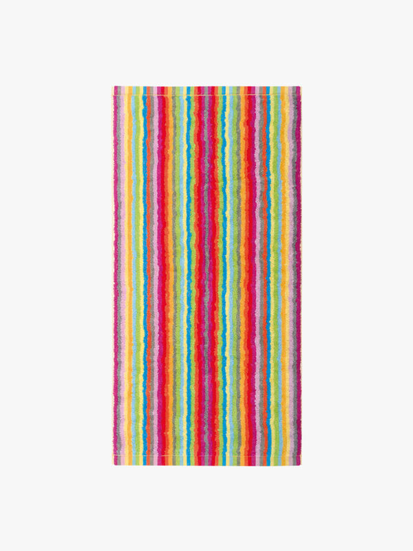 Lifestyle Stripe Bath Towel