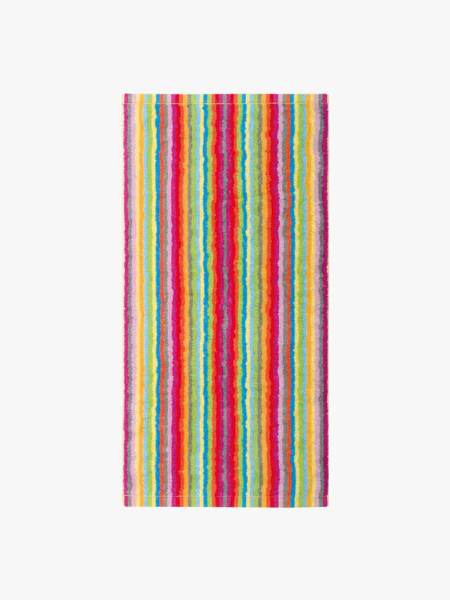 Lifestyle Stripe Bath Towel