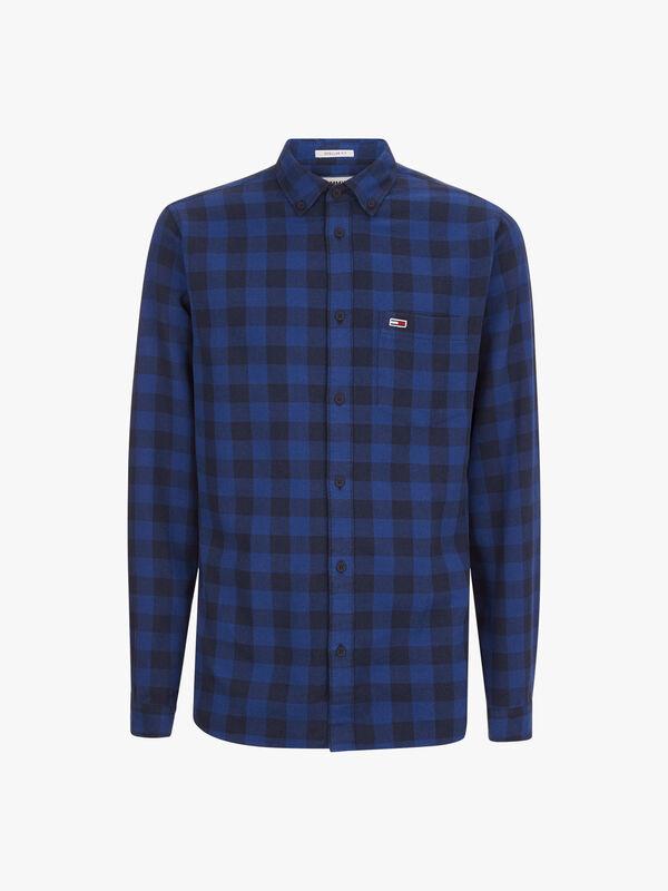 Sustainable Gingham Shirt