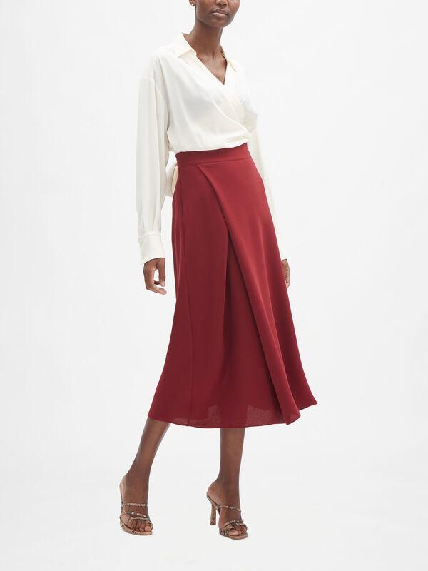 Plait Skirt