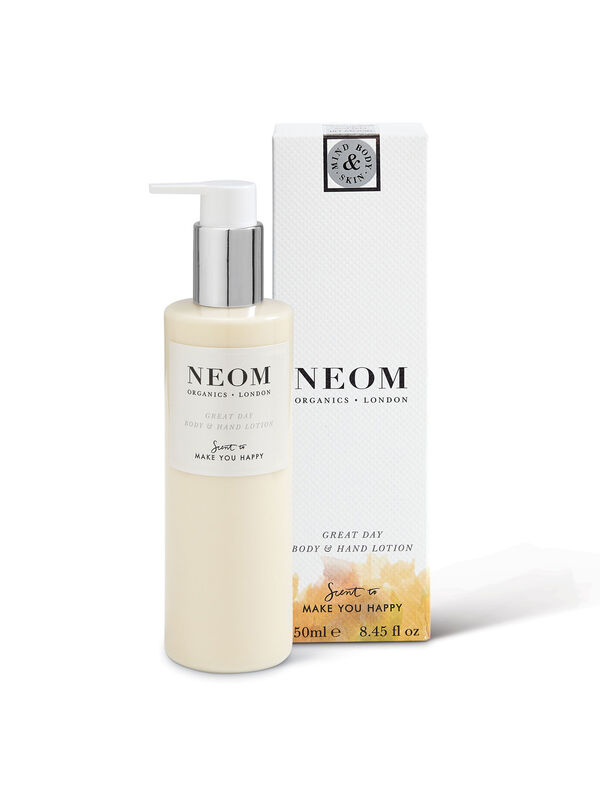 Great Day Body & Hand Lotion