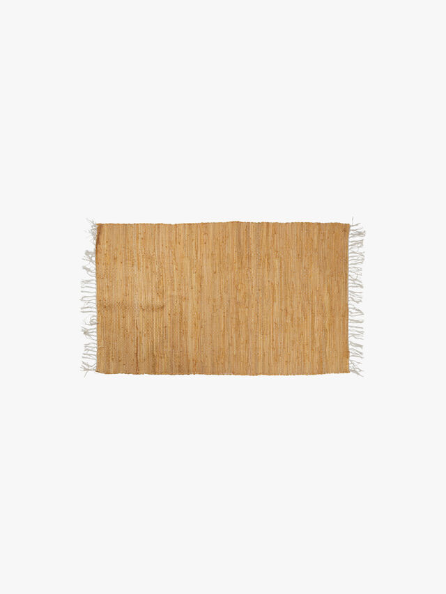 Cotton Fringed Rug