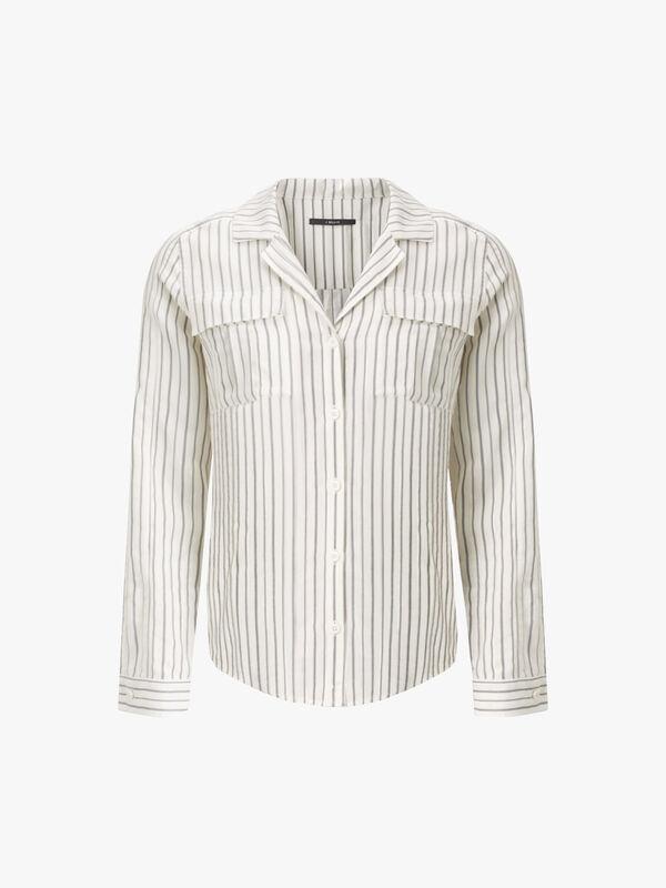 Peyton Satin Shirt