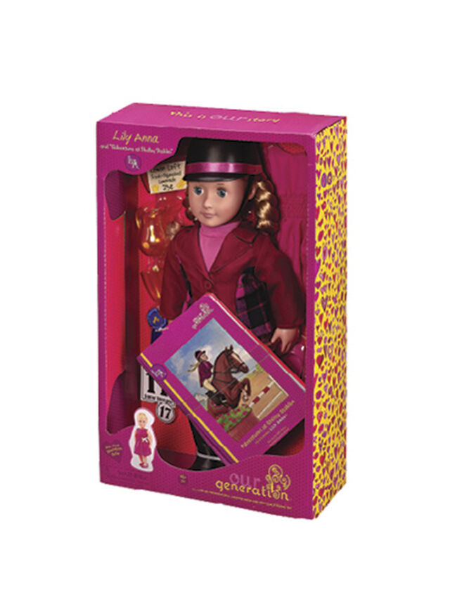 Lily Anna Doll