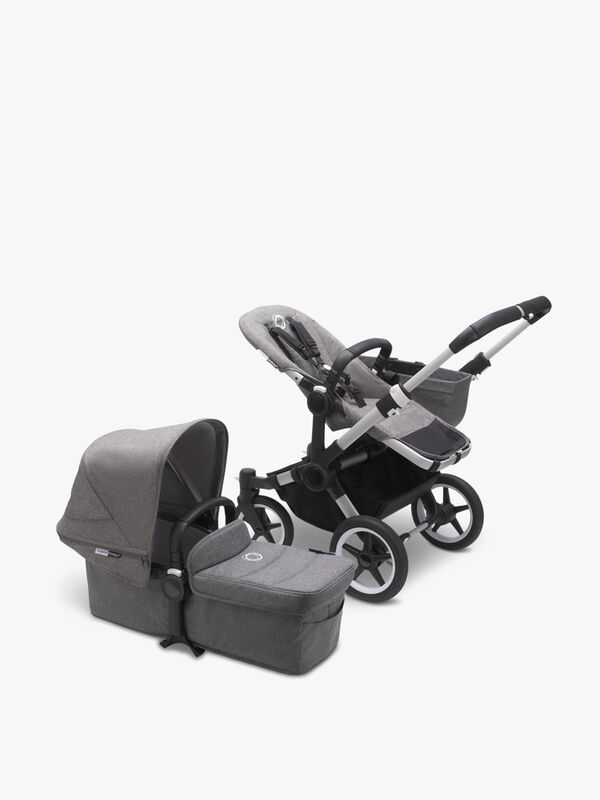 Donkey 3 Mono Carrycot and Seat Pushchair
