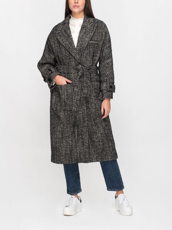 Austin Belted Coat