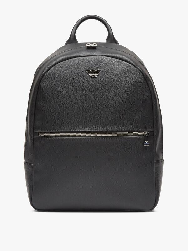 Metallic Eagle Backpack