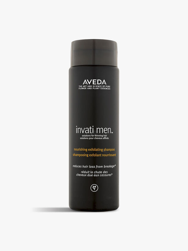 Invati Men Exfoliating Shampoo 250 ml