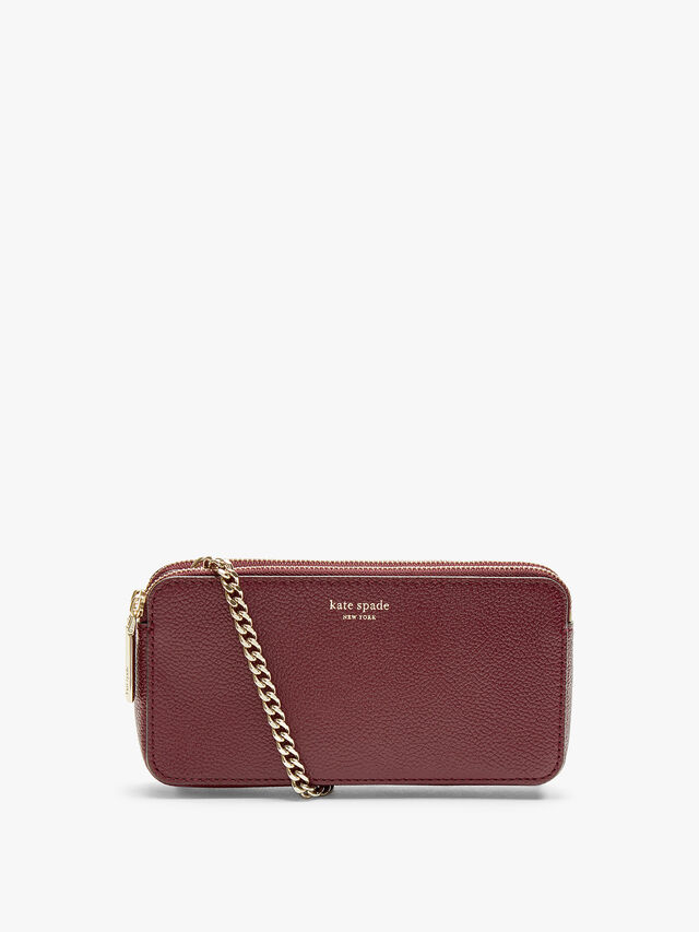 Margaux Double Zip Mini Crossbody