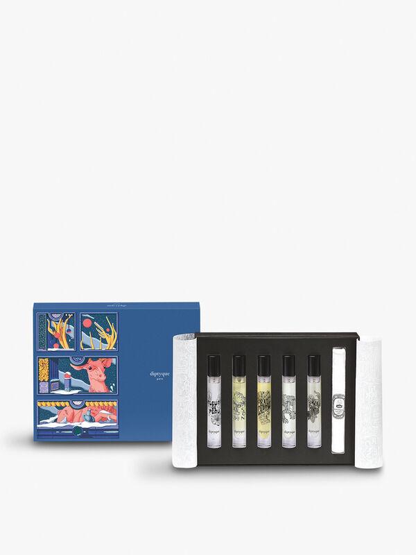 Eau De Parfum Discovery Set x 5