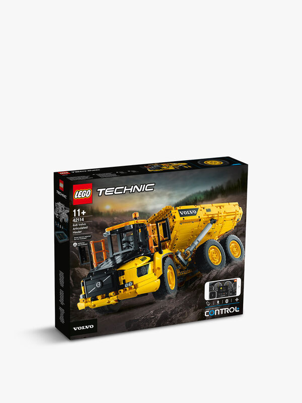 Technic Volvo Articulated Hauler