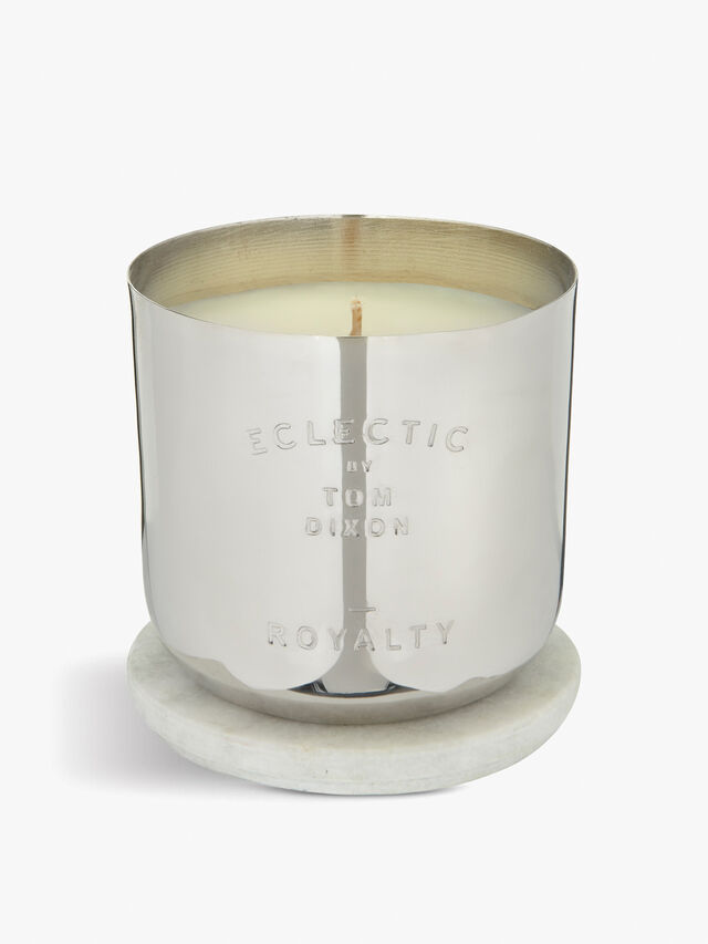 Eclectic Royalty Candle Medium