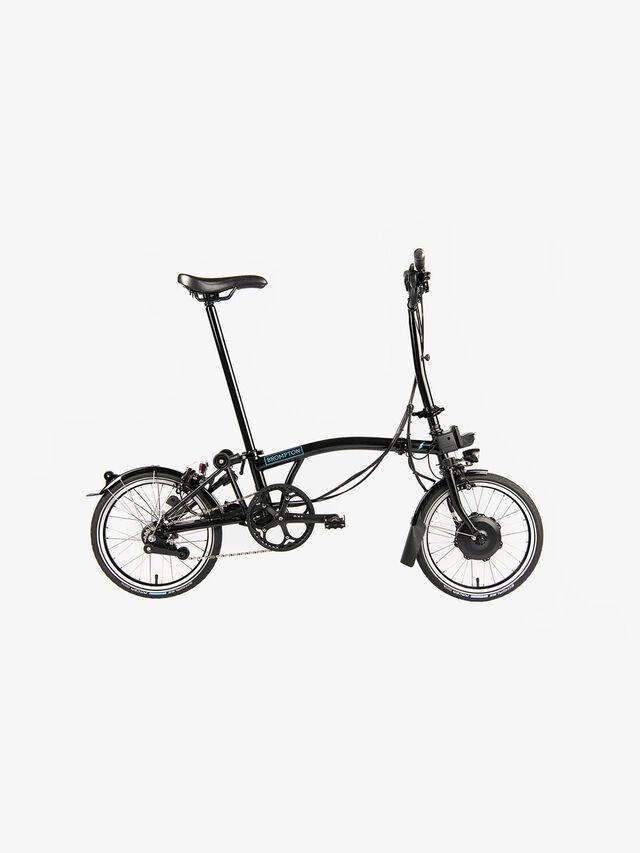 Brompton H6L Folding Electric Bike