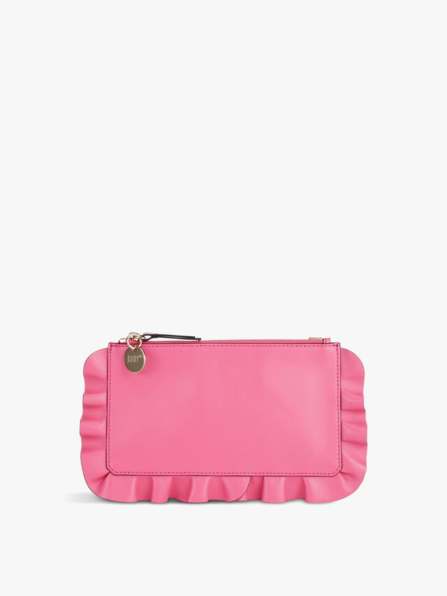 Frill Pouch Bag